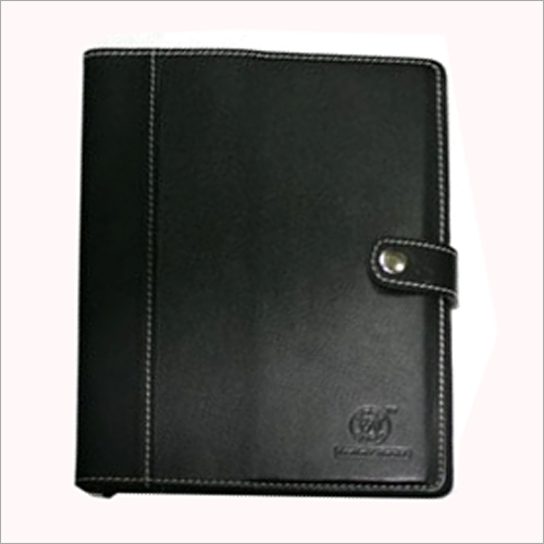 Leather Plain Folder Cover