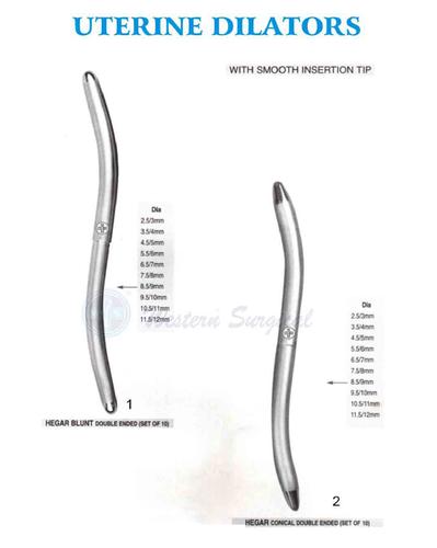 Uterine Dilators