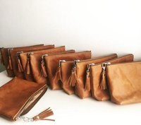 Leather Travel Pouch