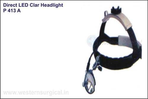 Direct Led Clar Headlight