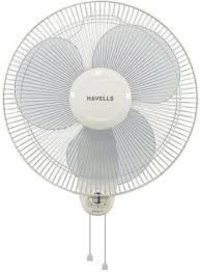 wall gold fan