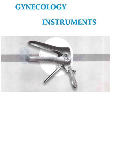 Gynecology Instruments