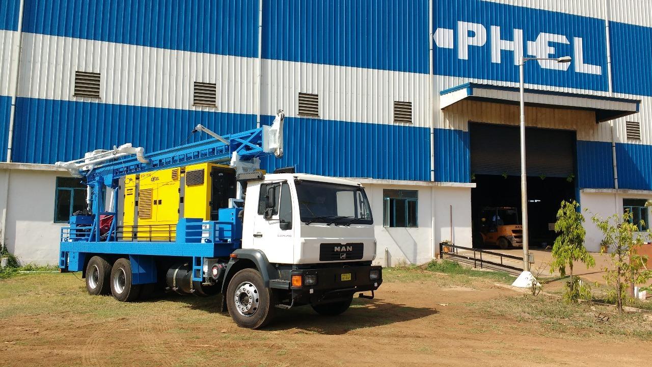 Truck Mounted Water Boring Machine Pdthr-300