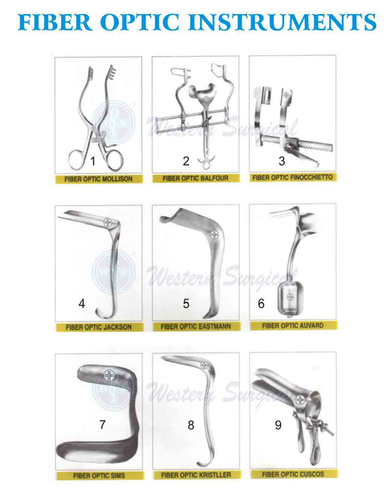 Fiber optic instruments