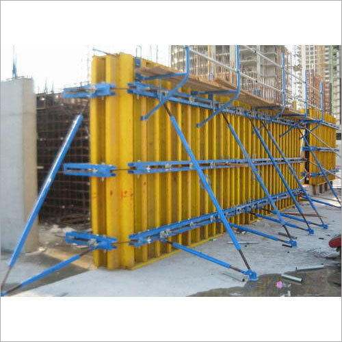 Steel Wall Form System