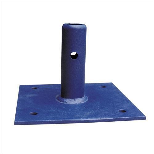 Metal Scaffolding Base Plate