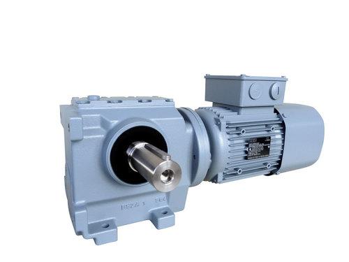KEB Helical Worm Gear Motor