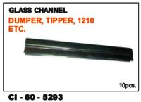 Glass Chanel Dumper, Tipper 1210  Tata