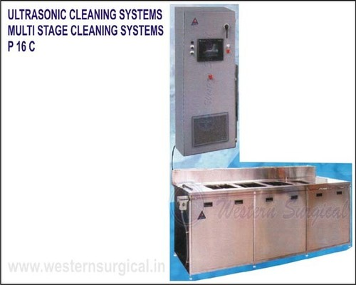 Multi Stage Cleaning System