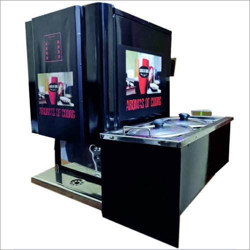 Tea Vending Machine Rental Services