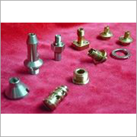 High Precision CNC Machined Components