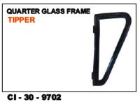 Quarter Glass Frame Tipper  Tata