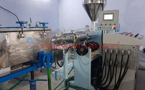 Twin Screw PVC Plumbing Pipe Plant