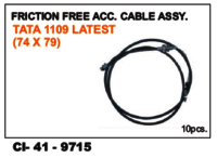 Friction Free Cable Tata 1109