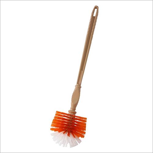 2 Side Toilet Cleaner Brush