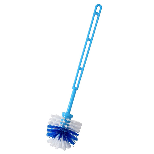 2 Side Toilet Cleaner Smooth Brush