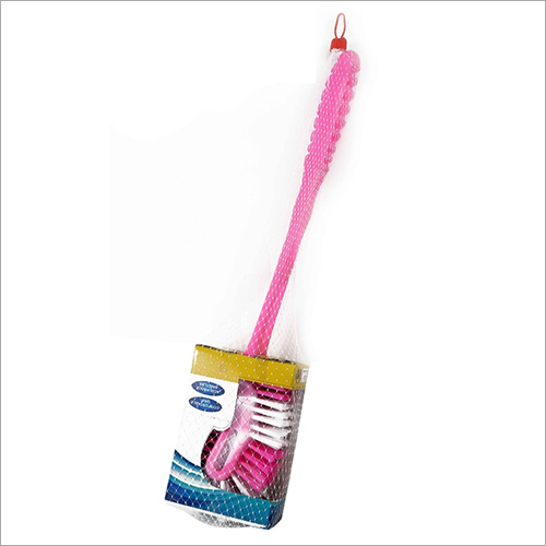 Flexible Toilet Cleaner Brush