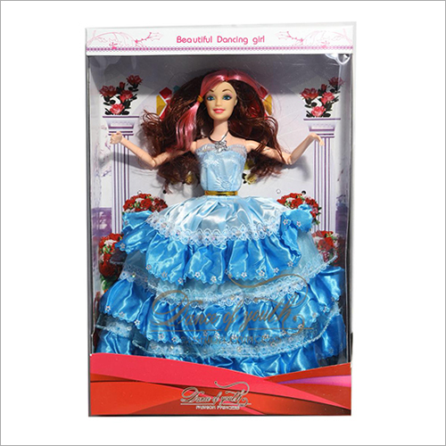 Dancing Barbie Doll Set