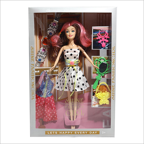 Barbie Doll Gift Set