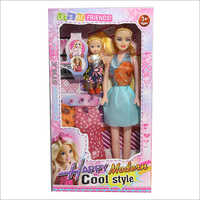 Modern Barbie Doll Set