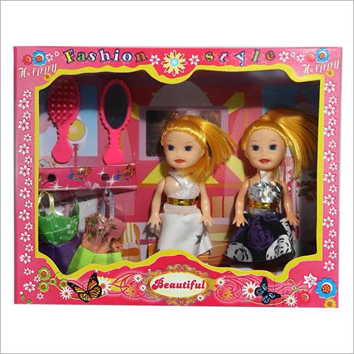 Stylish Baby Barbie Doll Set