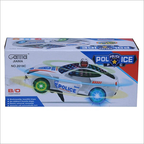 Police 3D Car Toy