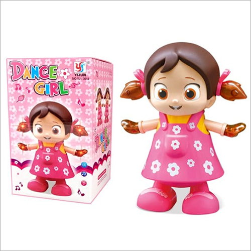 Dancing Girl Toy