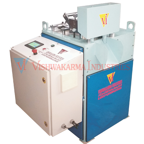LC Control Automatic Soft PVC Pipe Length Cutting Machine