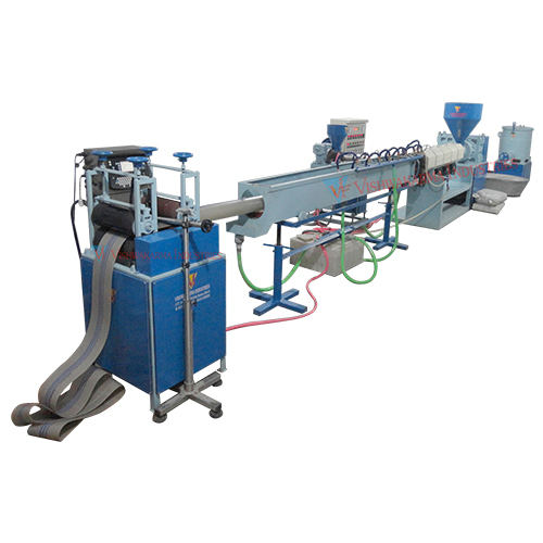 Delivery Hose Pipe Plant