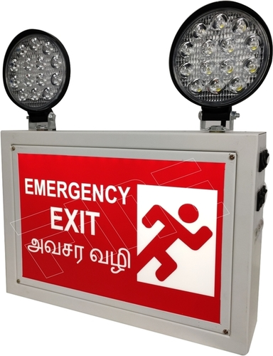 LED INDUSTRIAL BACK LIGHT - IEL EEAVM LED18W