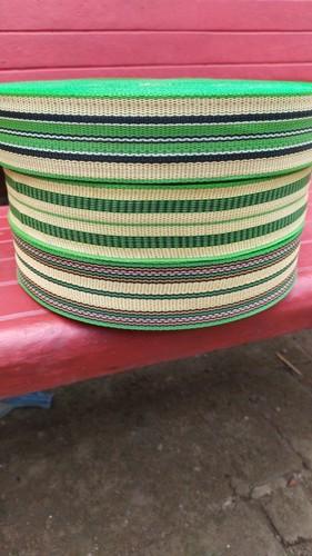 Striped Plastic Niwar
