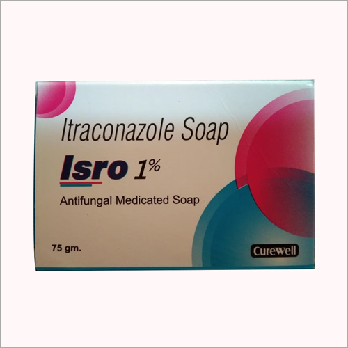 75 gm Itraconazole Soap