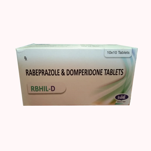 Rabeprazole and Domperidone Tablets