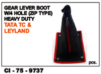 Gear Lever Boot  Zip Type Heavy Duty Tata Tc
