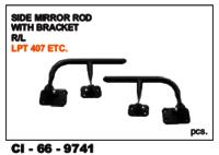 Side View Mirror With Bracket Lpt Tata 407 L/R