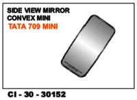 Side View Mirror Convex Mini  Tata 709