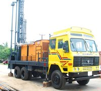 Deep Hole Water Drilling Rig