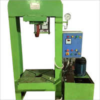 60 Ton Manual Hydraulic Press Machine