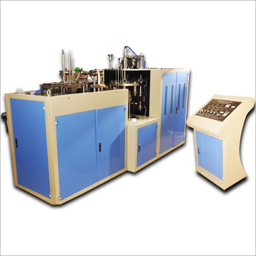 Paper Cup And Plate Making Machine