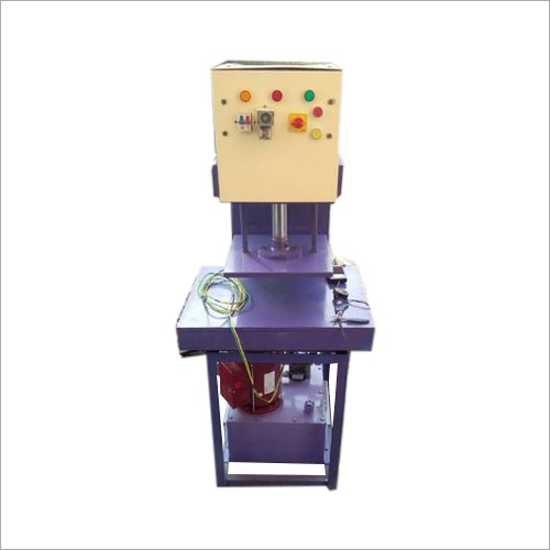 Commercial Slipper Making Machine