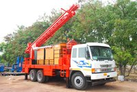 Truck Mounted Drilling Rig(only mounting)