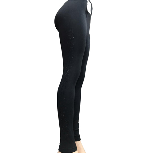 Ladies Plain Pure Cotton Jegging