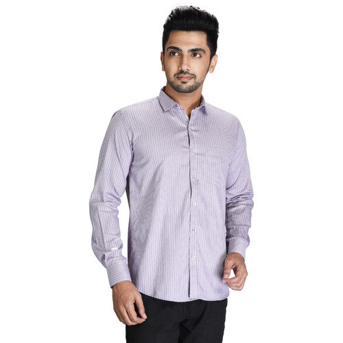 Mens Slimfit Printed Shirt