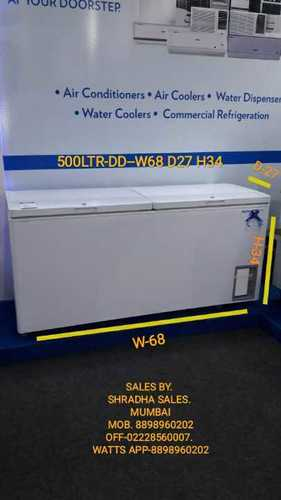 VOLTAS 500LTR HARD TOP DOOR DEFREEZER