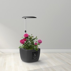 Maisie smart growpot;hydeoponic grow pot and led grow lamp;