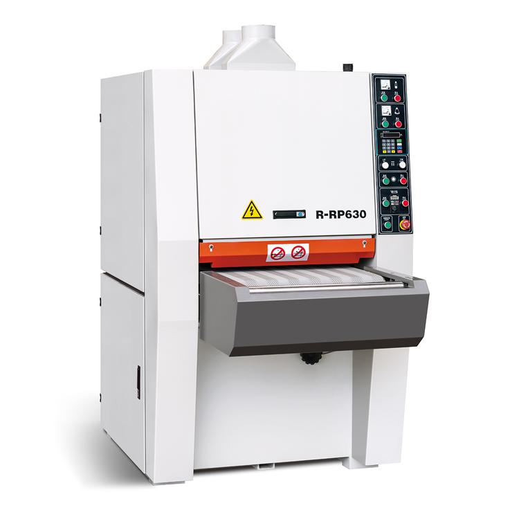 HC2210 Two-Head Wide Belt Sanding Machine