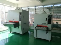 HC2210 Two-Head Wide Belt Sanding Machine