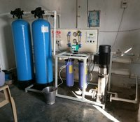 Water Treatment R.O. Plant