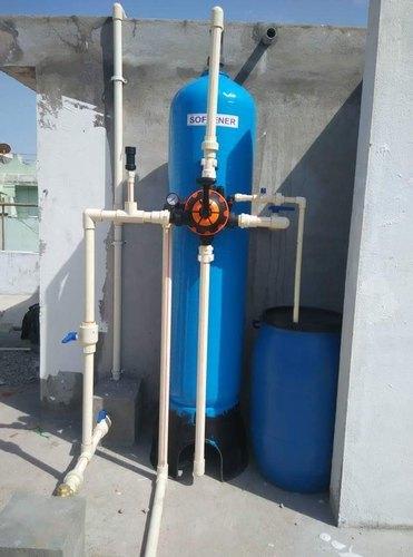 8000 Ltr R.O. Plant