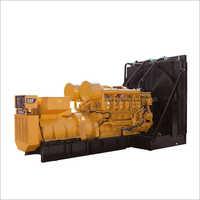3512B Cat 1500 kVA Diesel Generator Set